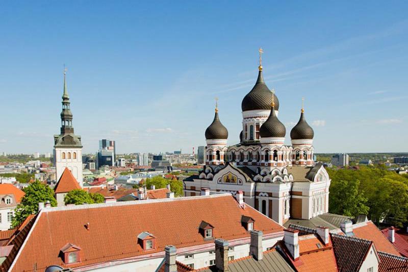 Начался визит Главы Казахстанского Митрополичьего округа в Эстонию