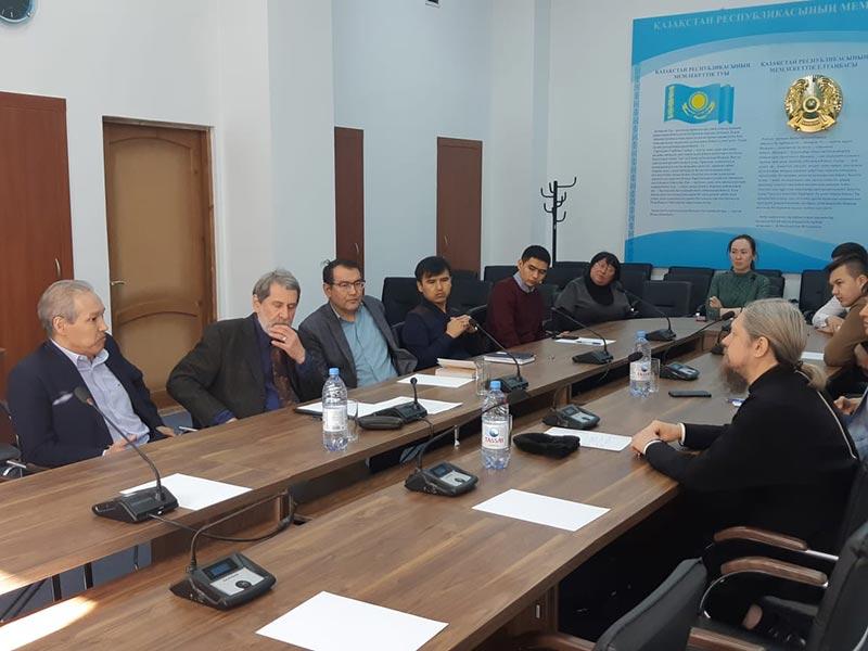 Епископ Геннадий выступил в Институте философии, политологии и религиоведения