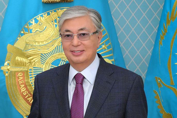 Поздравление Президента Казахстана К.-Ж.К. Токаева с Рождеством Христовым