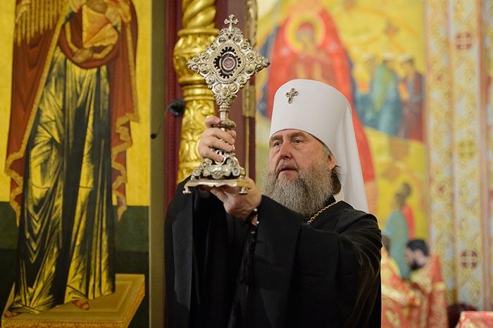 Обращение Главы Православной Церкви Казахстана перед наступлением Нового года