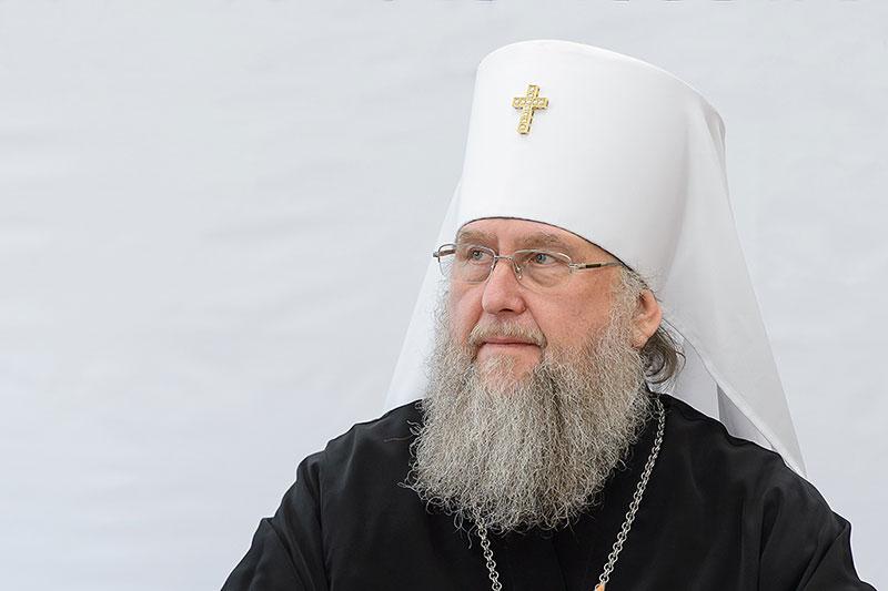 Обращение митрополита Астанайского и Казахстанского Александра по случаю празднования Дня православной молодежи