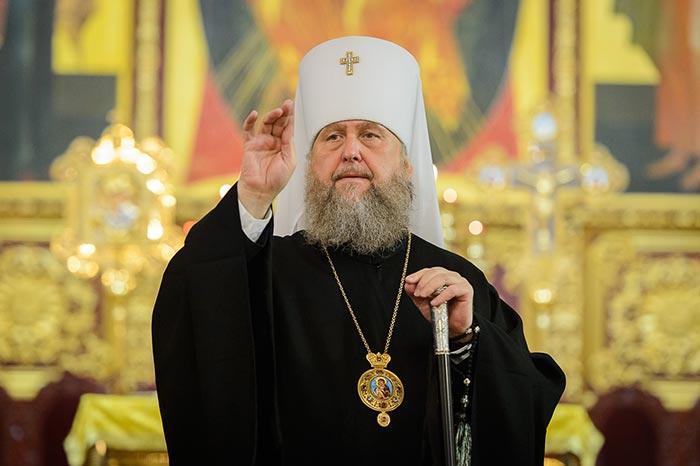 Обращение митрополита Астанайского и Казахстанского Александра перед началом Рождественского поста