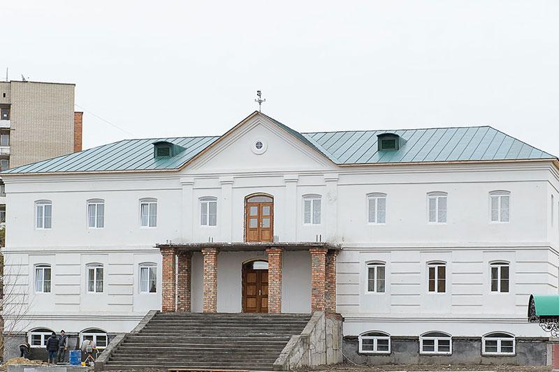 Митрополит Астанайский и Казахстанский Александр освятил новое здание духовно-административного центра Усть-Каменогорской епархии