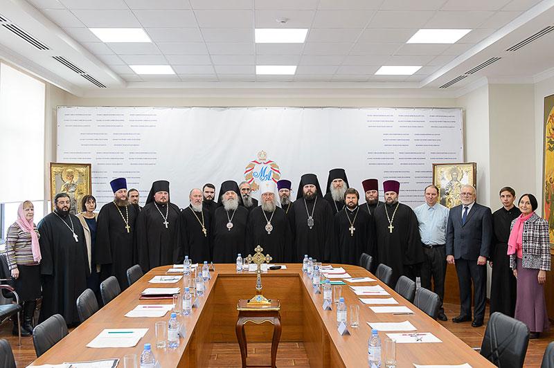 В Алма-Ате состоялось расширенное заседание комиссии по канонизации святых Казахстанского Митрополичьего округа