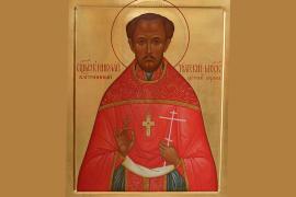 Николай Васильевич Толгский (1880 - 1962) – протоиерей, священномученик