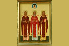 Стефан Константинович Пономарёв (1880 - 1933) – протоиерей, священномученик