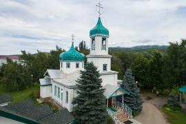 Храм во имя святого Архистратига Божия Михаила, село Тургень