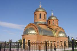 Храм во имя святого Предтечи и Крестителя Господня Иоанна, село Родина